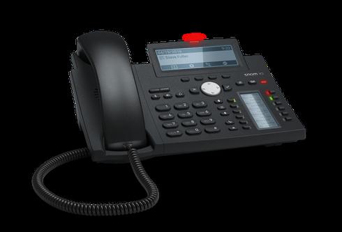 Tel IP SNOM D345