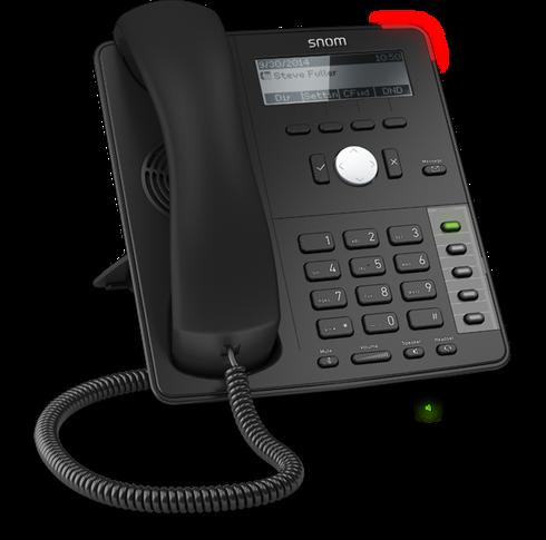 Tel IP D712