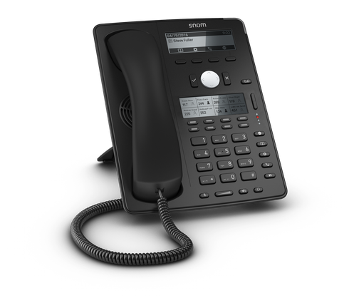 Telephone IP SNOM D745